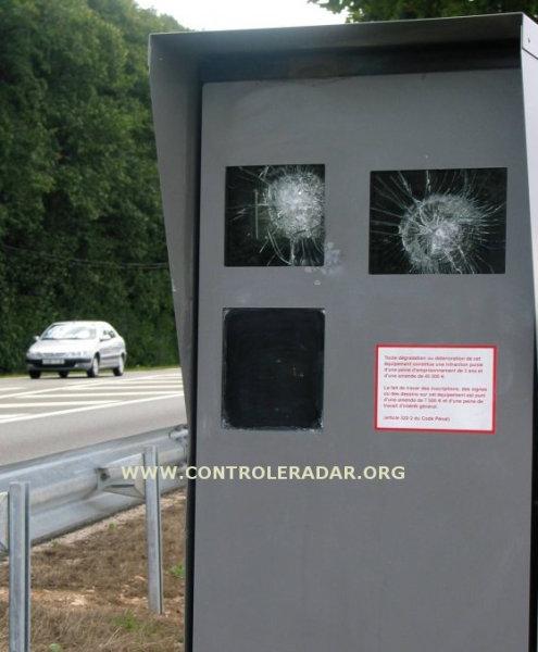 radar défoncé