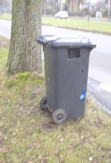 radar poubelle