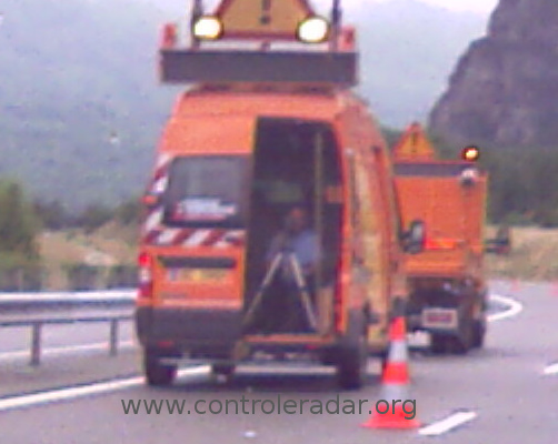 radar autoroute