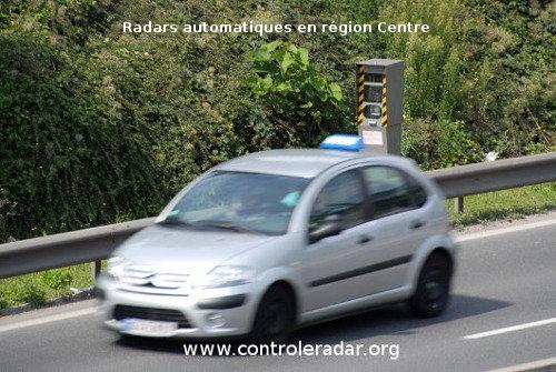 radar Centre-Val de Loire