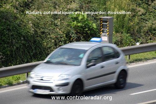 radar Languedoc Roussillon
