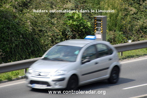 radar Limousin