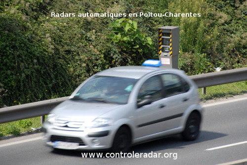 radar Poitou Charentes