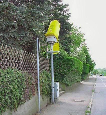 radar poubelle utile
