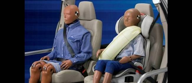 ceinture avec airbag