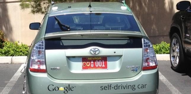 Google invente une voiture sans conducteur
