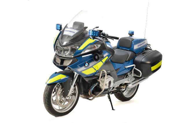 nouvelles motos de la gendarmerie