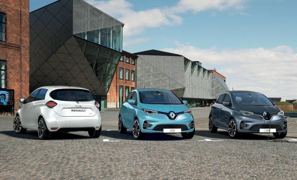 top 3 des ventes de voitures électriques