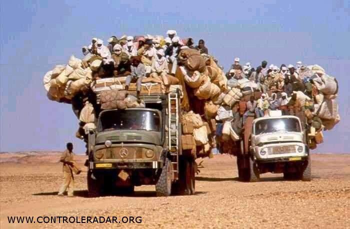 Mercedes Benz Richmond >> Camions en Afrique
