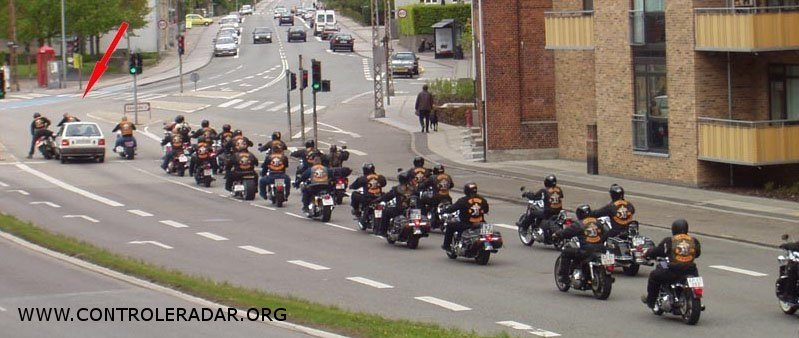 Attention aux motards - Image drole de motard ...